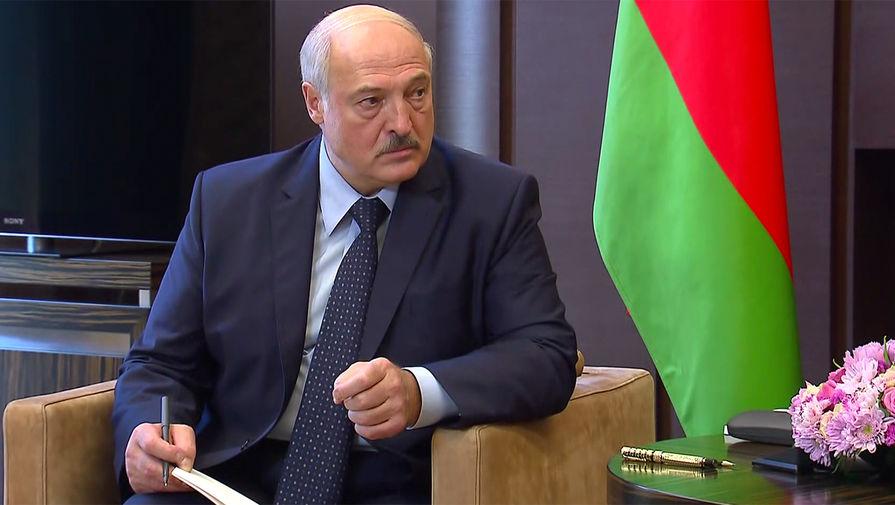 Лукашенко попросил у Путина новейшее оружие