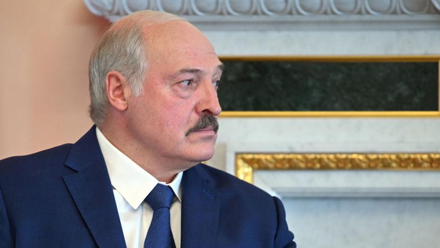 Лукашенко предполагает, что белорусскими террористами руководят из ФРГ