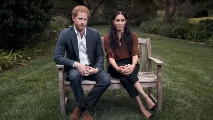 Принц Гарри и Меган Маркл не посоветовались с Елизаветой II при выборе имени для дочери