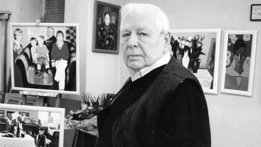 Умер 97-летний художник Леонид Щемелев