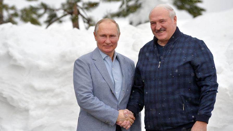 Лукашенко: почти все 'дорожные карты' РФ и Белоруссии готовы