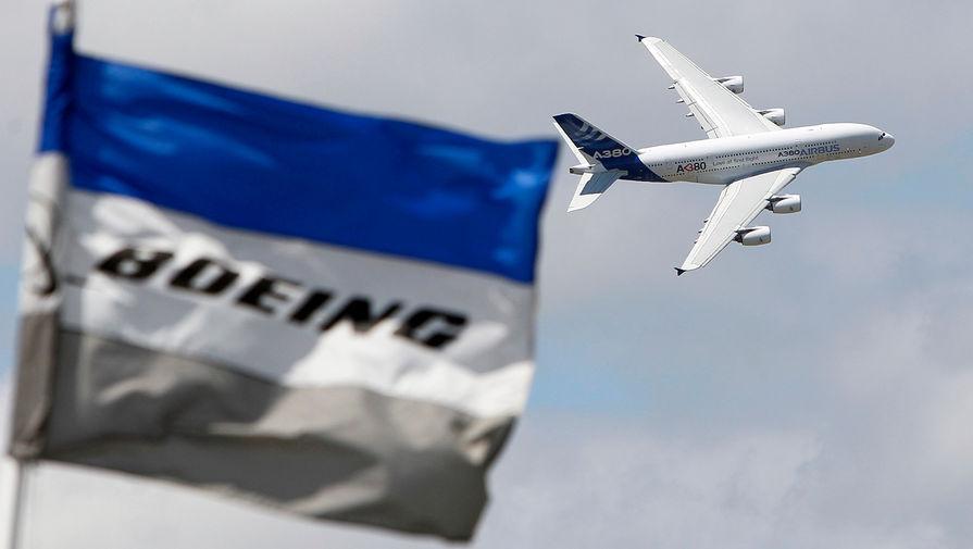 Boeing рекомендует приостановить полеты лайнеров 777 из-за ЧП в Колорадо