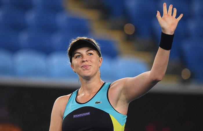 Павлюченкова сыграет с Крейчиковой в финале 'Ролан Гаррос'
