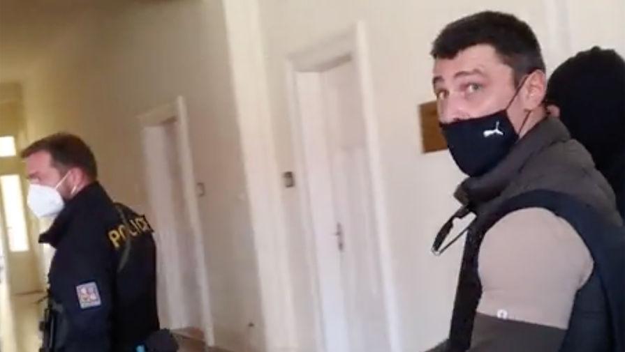 МИД Чехии не ответил на запрос посольства РФ о задержании россиянина Александра Франчетти