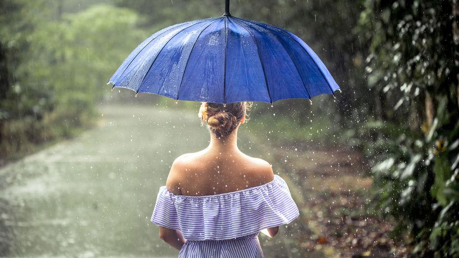В Крыму и ряде других регионов ожидаются сильные дожди