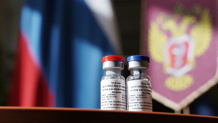 Минздрав Белоруссии получил документы для исследования вакцины РФ от COVID-19