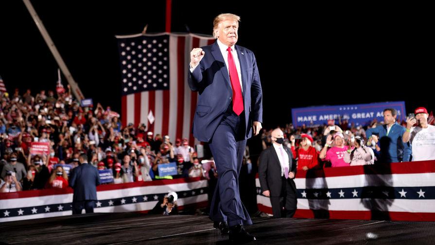 Трамп похвастался мощным оружием США, которому завидует Россия