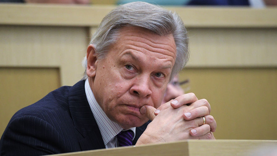 Пушков жестко ответил на слова Блинкена о встрече Байдена и Путина