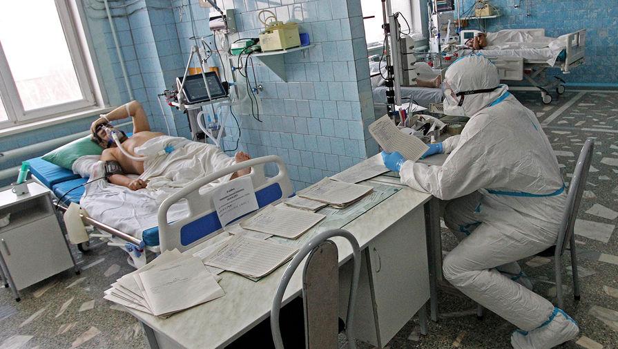 В Москве за сутки скончались еще 75 пациентов с коронавирусом