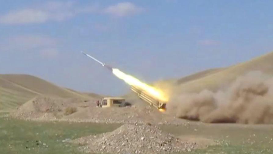 Азербайджан сообщает об уничтожении трех ЗРК Армении