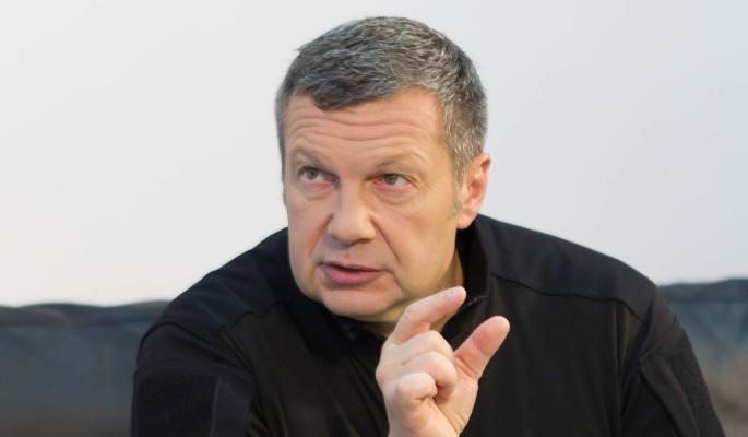 'Взяла и разорвала': Соловьев заявил о фиаско Собчак