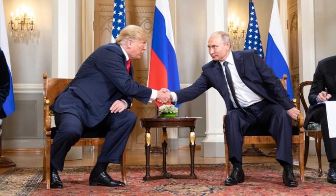 Трамп обратился к Байдену из-за санкций против России