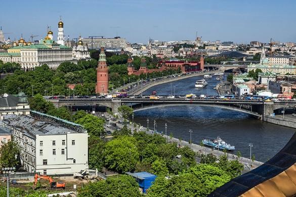 Собянин подвел итоги работы 'Единой России' в Москве за пять лет