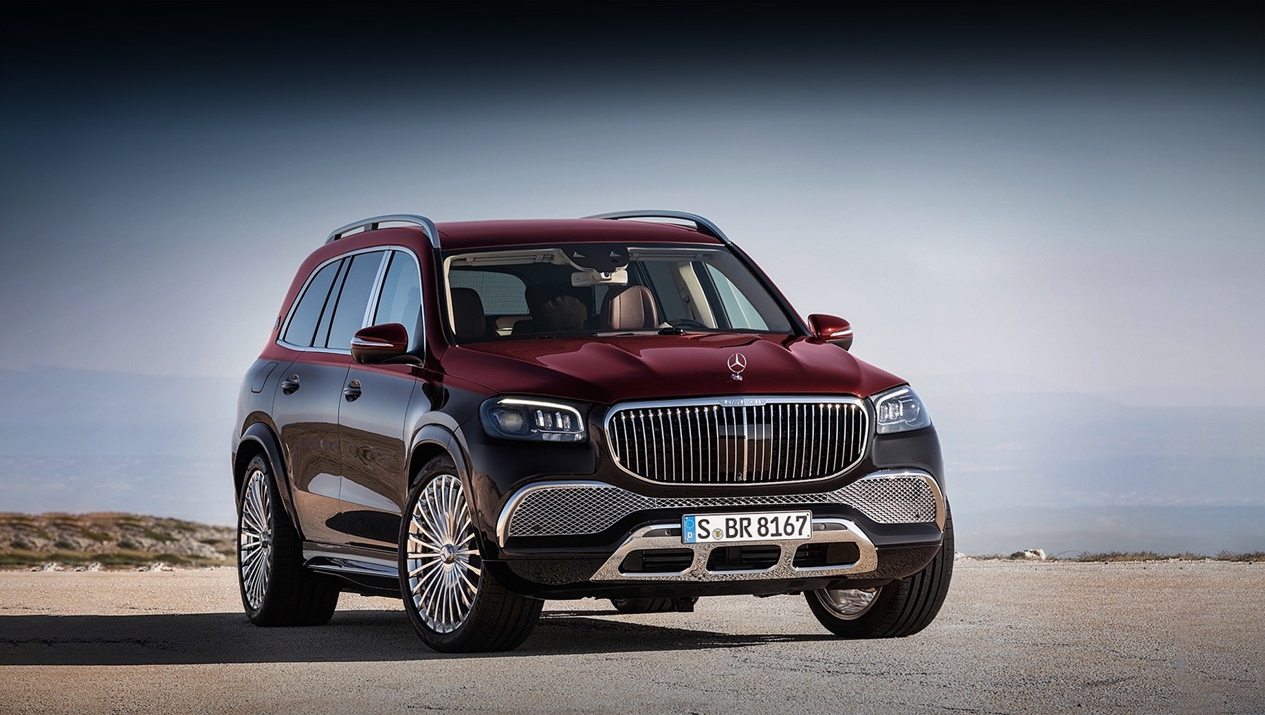 Mercedes-Maybach GLS 600 предъявил адекватный ценник