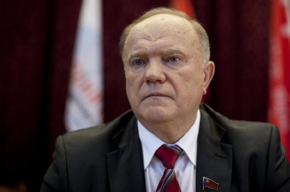 Борьба за наследство: Геннадию Зюганову 'подыскали' преемников