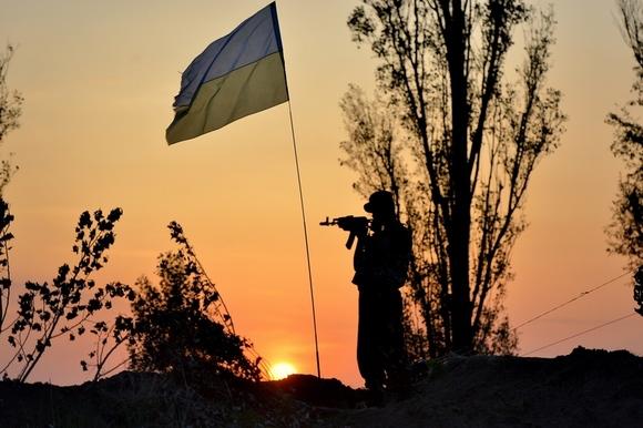 Зеленский: Украина за 10 дней потеряла в Донбассе 8 военных