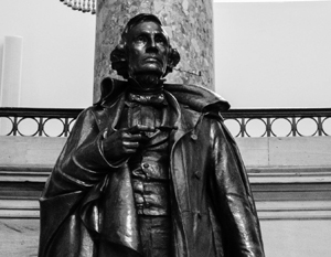 Палата представителей США поддержала демонтаж статуй конфедератов в Конгрессе