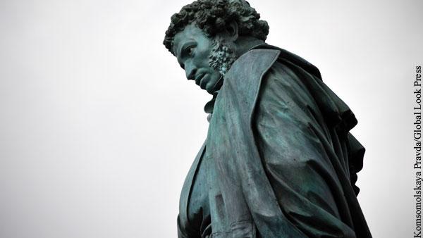 Финская газета назвала причиной смерти Пушкина туберкулез