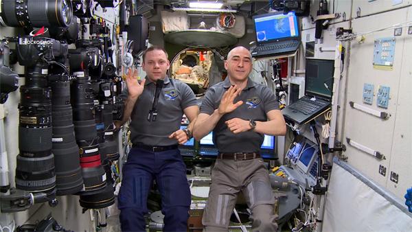 Россия выбрала место для третьей обитаемой базы в космосе