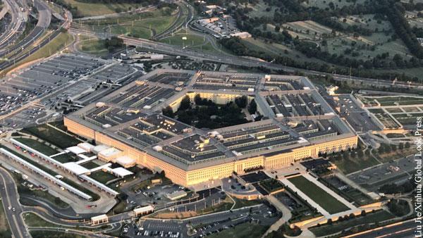 Пентагон заметил «много войск» у границ Украины