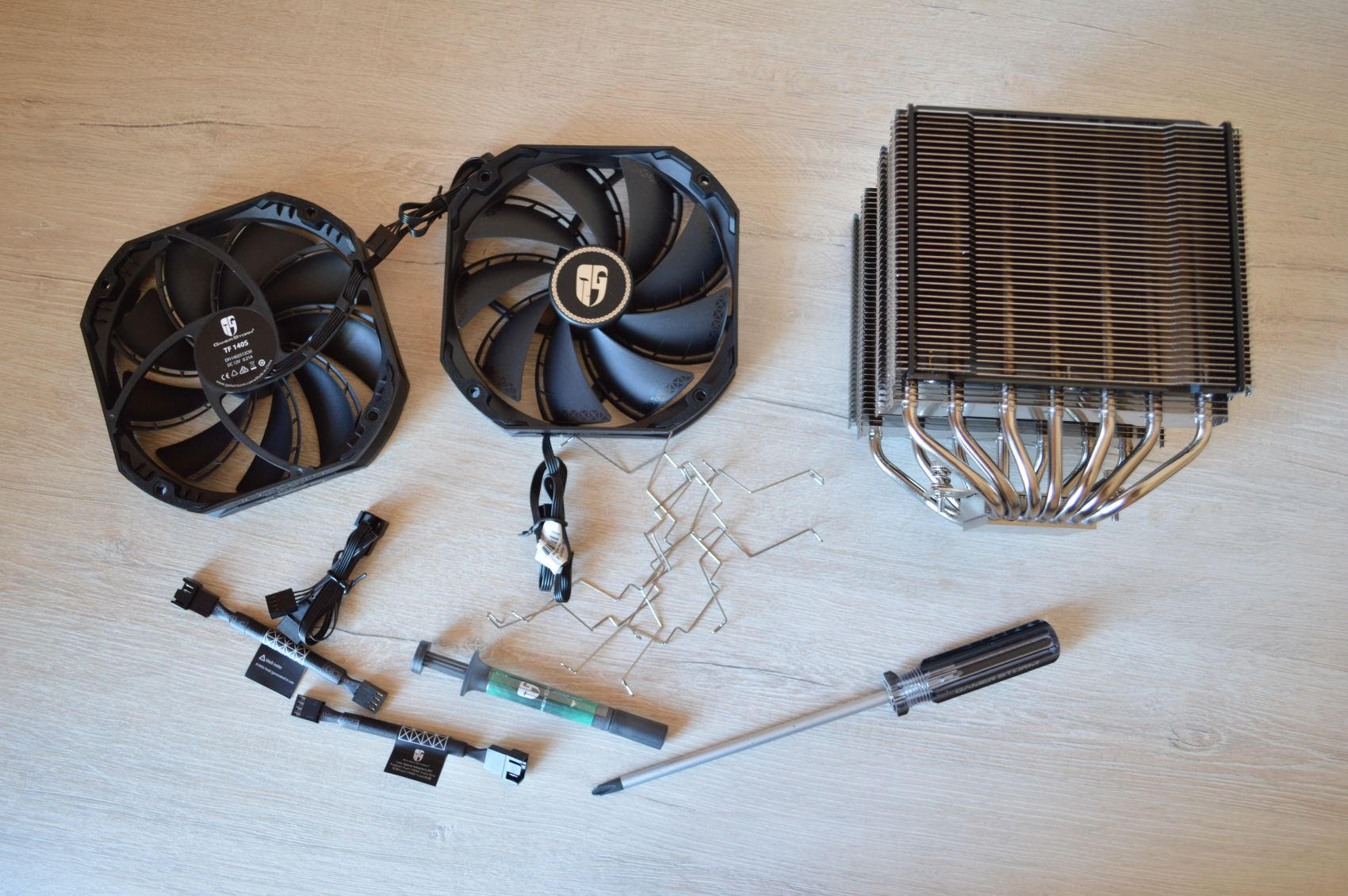 Обзор кулера Deepcool Gamer Storm Assassin III