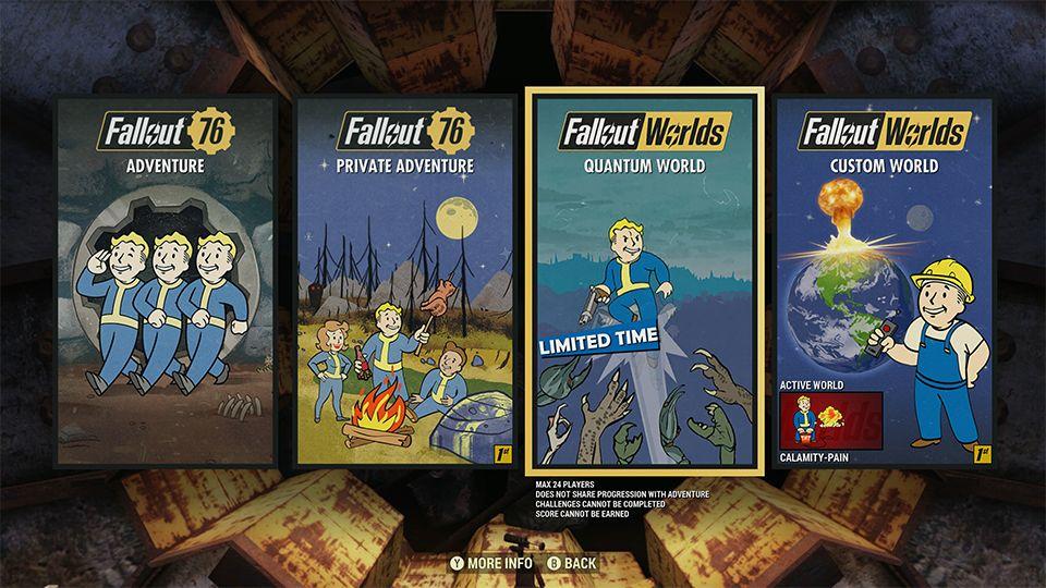 Fallout Worlds позволит создать свою вселенную
