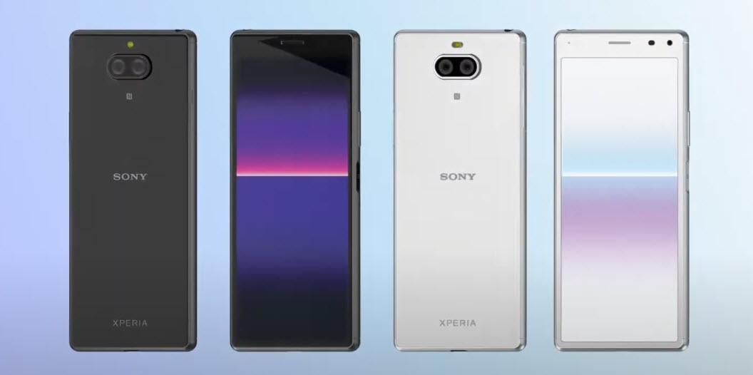 Sony представила смартфон Sony Xperia 8 Lite