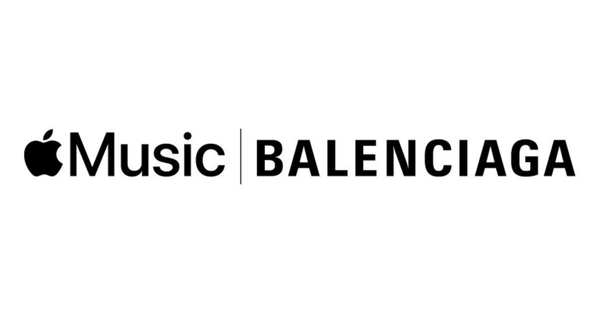 Balenciaga  новый куратор Apple Music