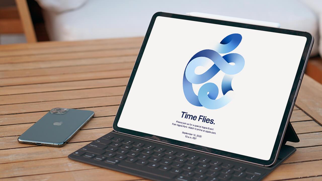 Прямая трансляция презентации Apple 15 сентября 2020: iPad Air и Apple Watch series 6