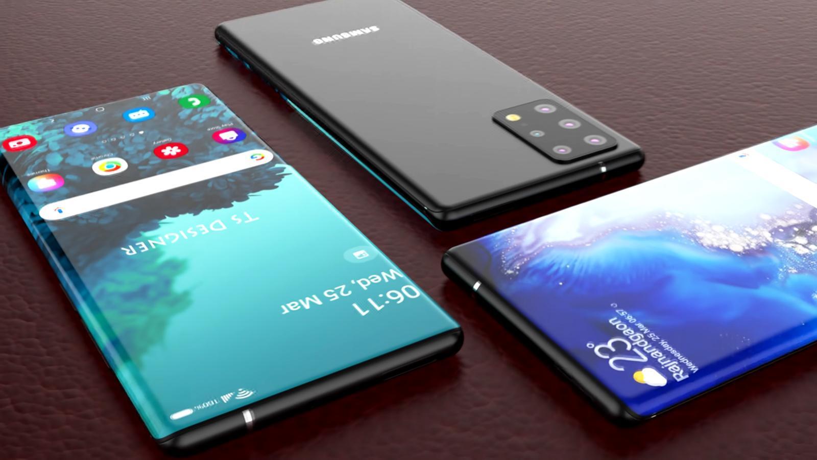 В сети появились первые фото Samsung Galaxy S30 и Galaxy S30 Ultra