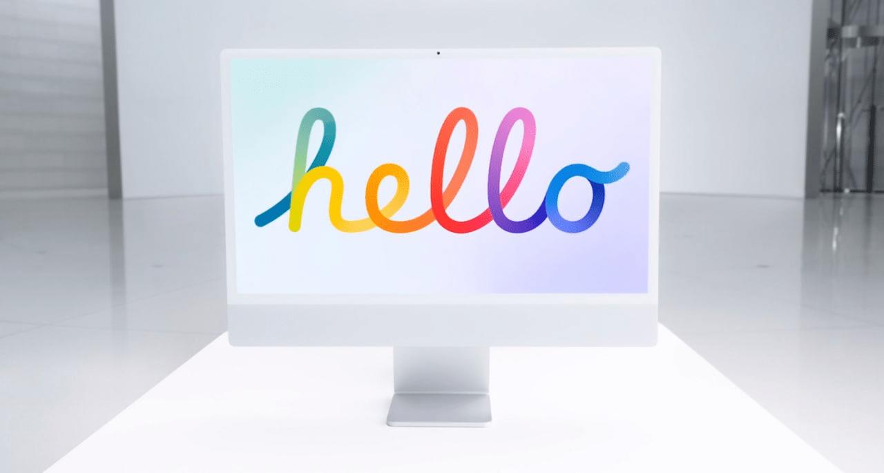 Apple сделала самый крутой iMac