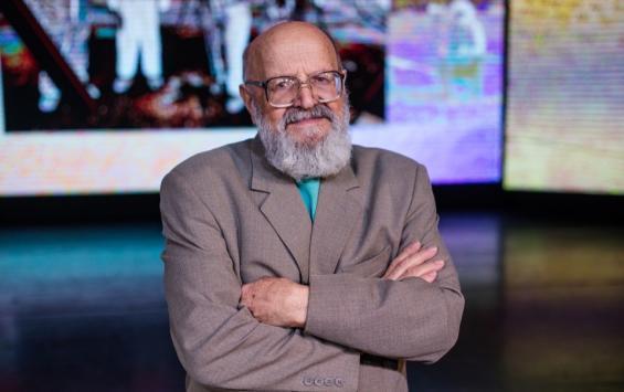 Курскому журналисту Василию Воробьёву присвоено почетное звание «Заслуженный журналист Российской Федерации»
