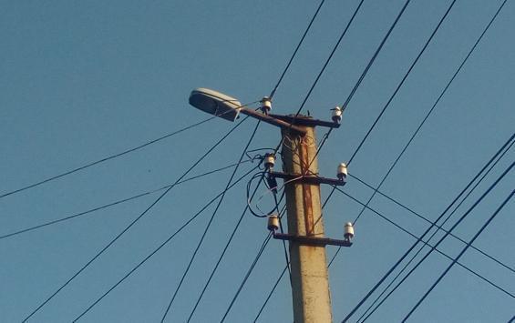 В областной центр возвращается уличное освещение