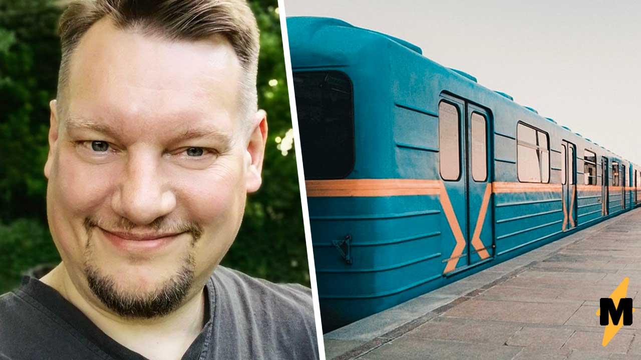Датский журналист сел на украинский поезд и лишил проводниц дара речи. Кто ж мог представить, зачем ему швабра