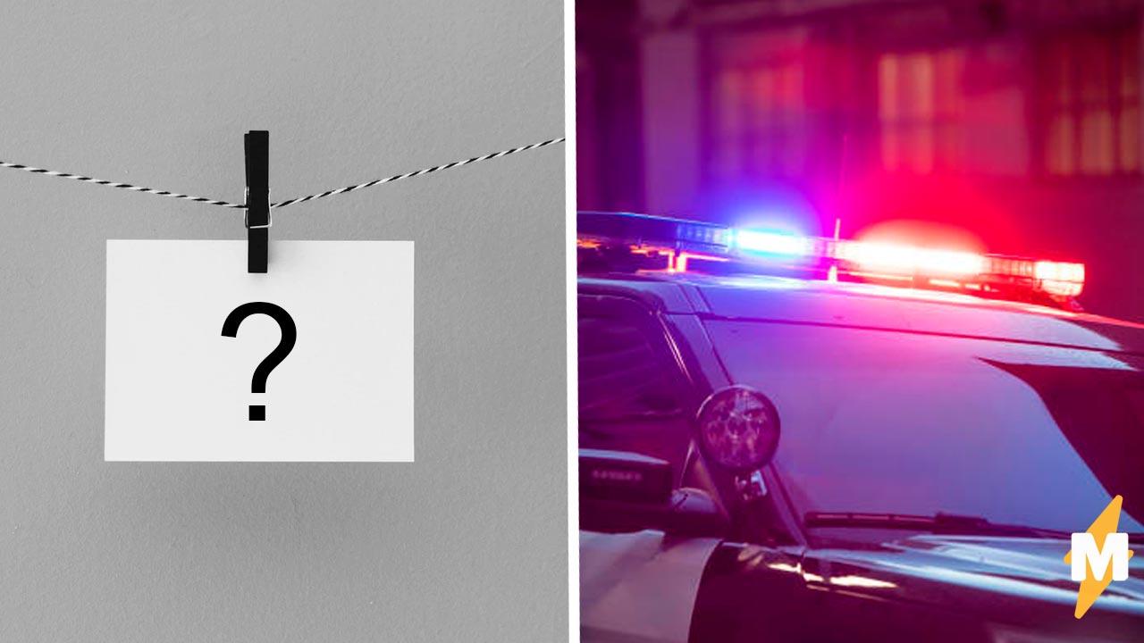 Полицейские остановили авто и поняли, что не зря, заглянув в салон. На трёх пассажиров внутри было восемь ног