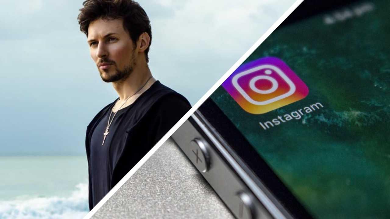 Инстаграм настолько очистился, что в него вернулся Павел Дуров. И больше его фото людей смешит только подпись