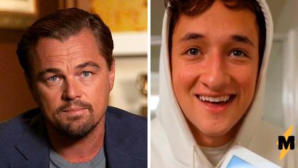 Блогер стал «клоном» Леонардо Ди Каприо и Зака Эфрона. Технологии, остановитесь (а то людям не по себе)