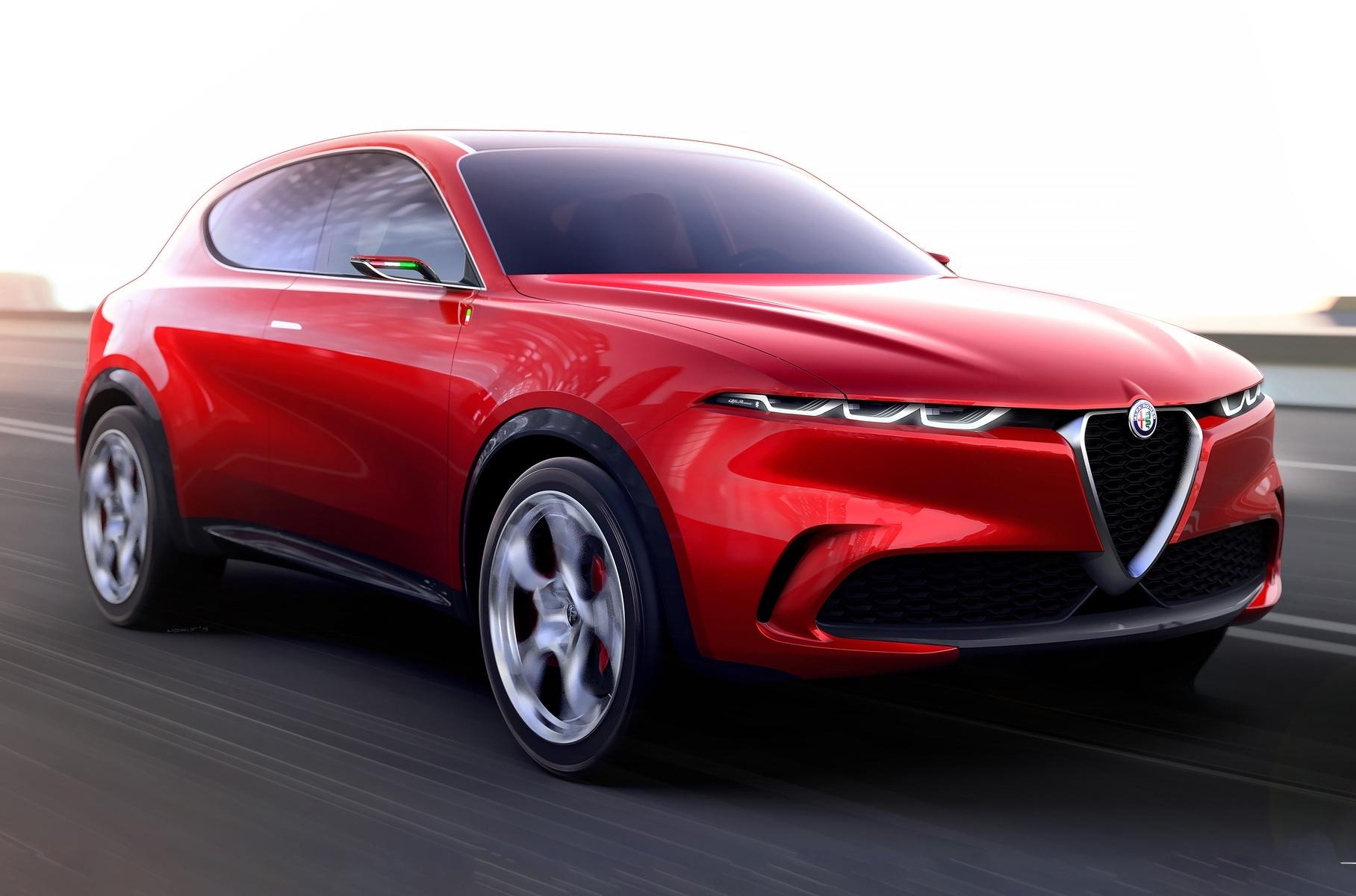 Компактный кроссовер Alfa Romeo отправили на доработку