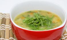 Суп из щавеля и крапивы: польза самой природы