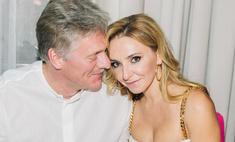 «Всего 5 лет, а кажется, всю жизнь»: Навка поздравила Пескова с годовщиной свадьбы