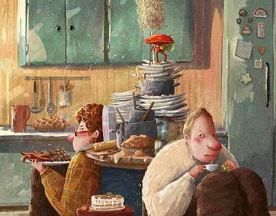 Украинские байкеры-знаменосцы побоялись выехать на крымскую «нейтралку»