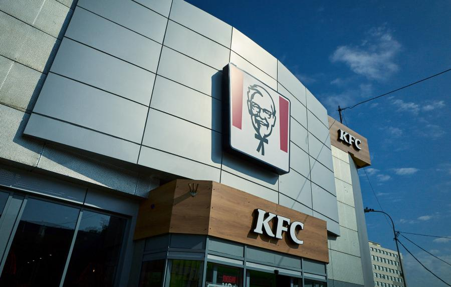 KFC открывает 1000-й ресторан в России