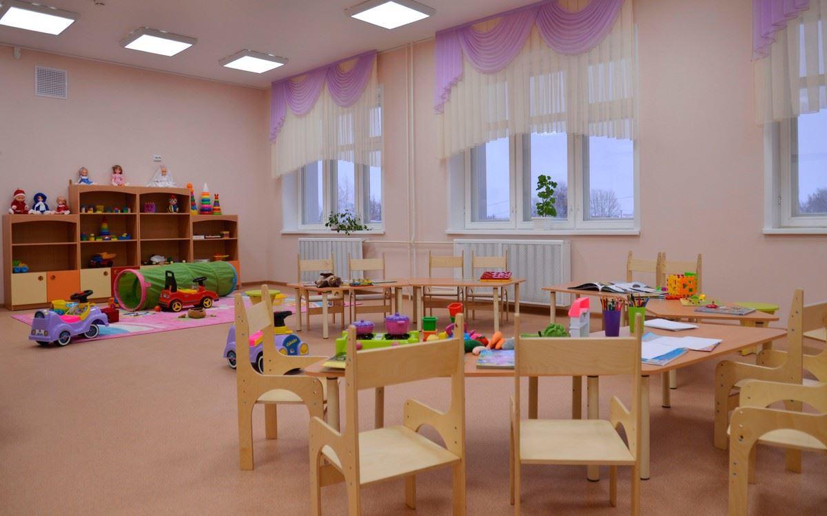 В Оренбуржье открывают детские сады
