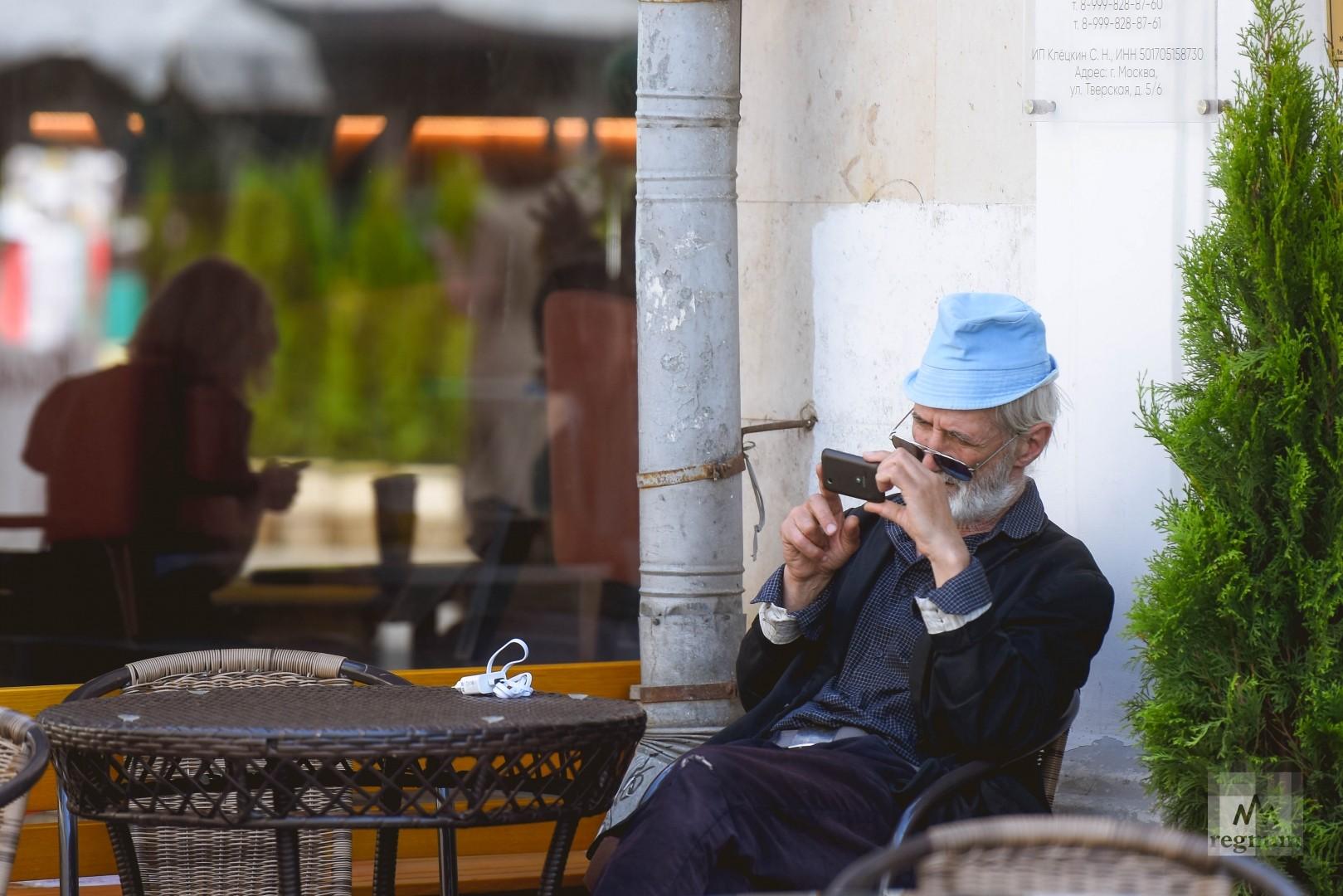 В России повысились пенсионные выплаты
