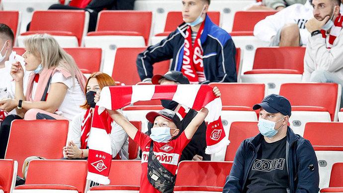 В Роспотребнадзоре обсуждают увеличение количества зрителей на спортивных мероприятиях