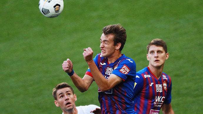 Карпов сломал нос в матче с «Динамо», восстановление Фукса займет 1,5 месяца