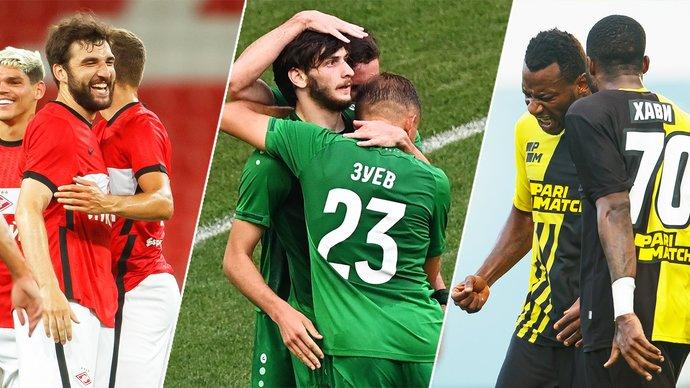 Бешеный «Спартак», неубедительный «Рубин», печальные «Химки»… Кто лучше всех готов к сезону?