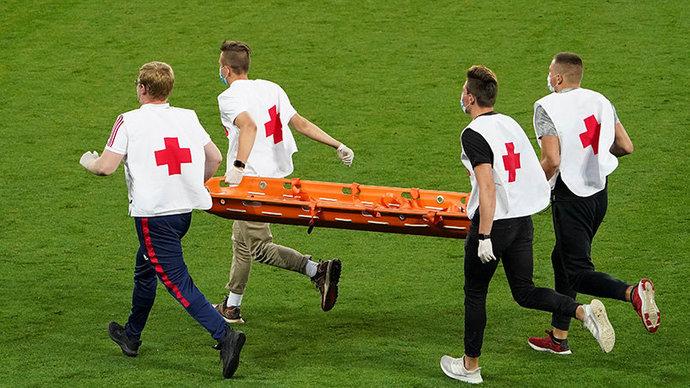Игрок «Знамени Труда» умер на футбольном поле