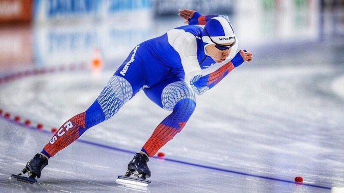 Тренер российских конькобежек: «У Голиковой была единственная цель и желание — выиграть золото ЧМ»