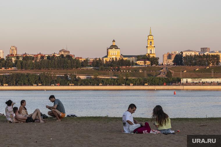 Коронавирус в Пермском крае: последние новости 30 июля. Пляжи не пригодны для отдыха